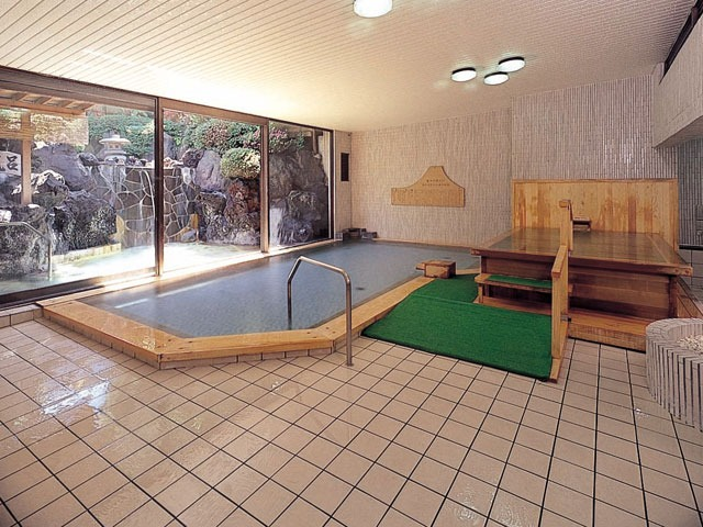 元湯大浴場