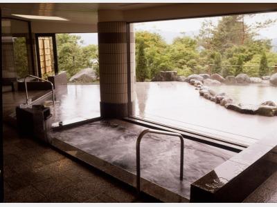 大浴場(紅富士の湯)