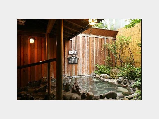 庭園露天風呂