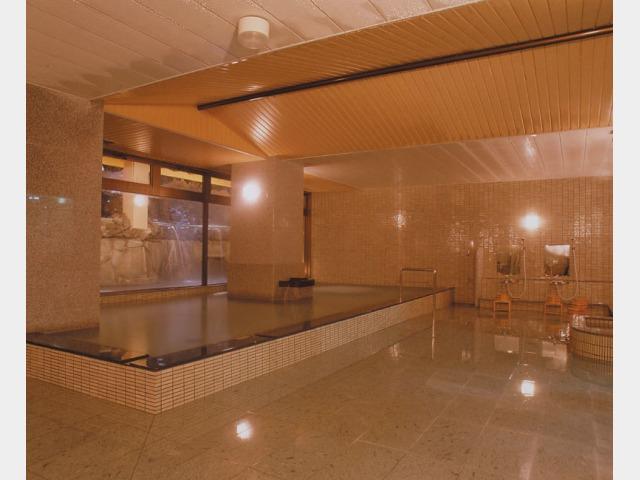 大浴場(清流の湯)