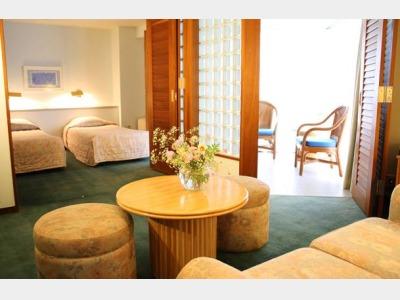 洋室 4ベッドルーム