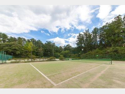 テニスコート(アウトドア)