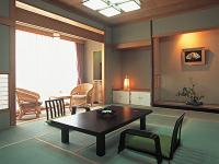 客室一例(花秋亭)