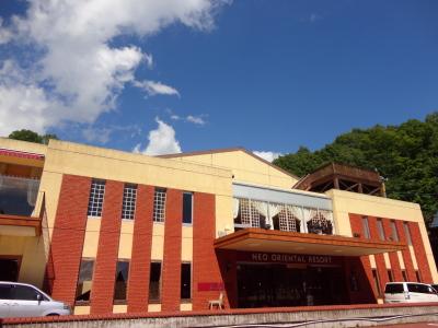センター施設(フロント棟)