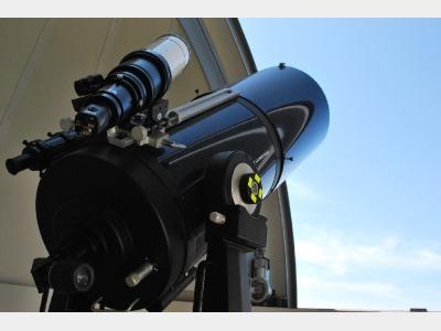 天体望遠鏡イメージ