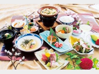 夕食一例(洋食)