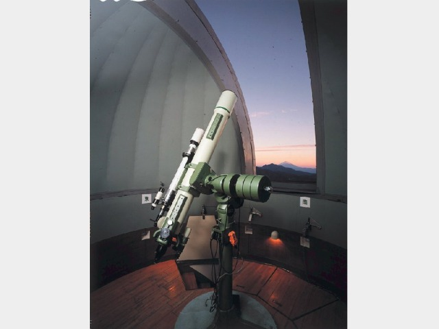 天文台イメージ
