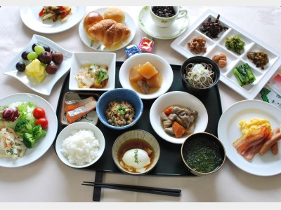 朝食~イメージ~