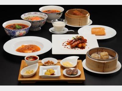 中国料理「皇華」ディナーメニュー~イメージ~