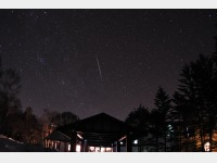 八ヶ岳の澄んだ星空は幻想的です
