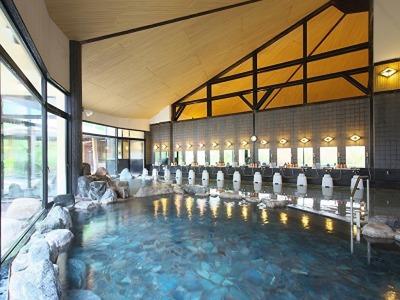 大浴場 石の湯