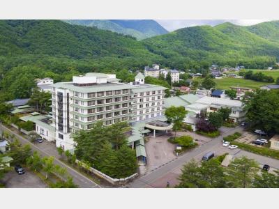 立山プリンスホテルの外観
