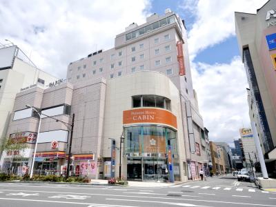 プレミアホテル-CABIN-松本の外観