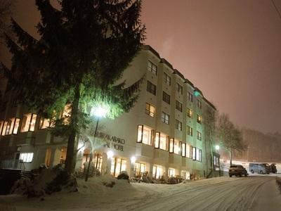 白樺湖ロイヤルホテル