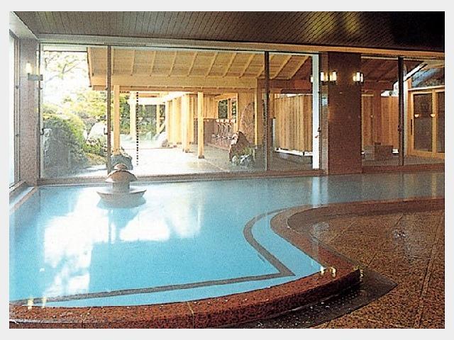 庭園大浴場「花鏡」