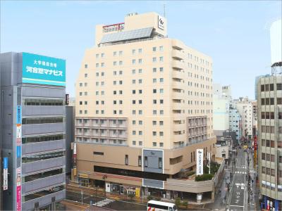 ホテル グローバルビュー新潟
