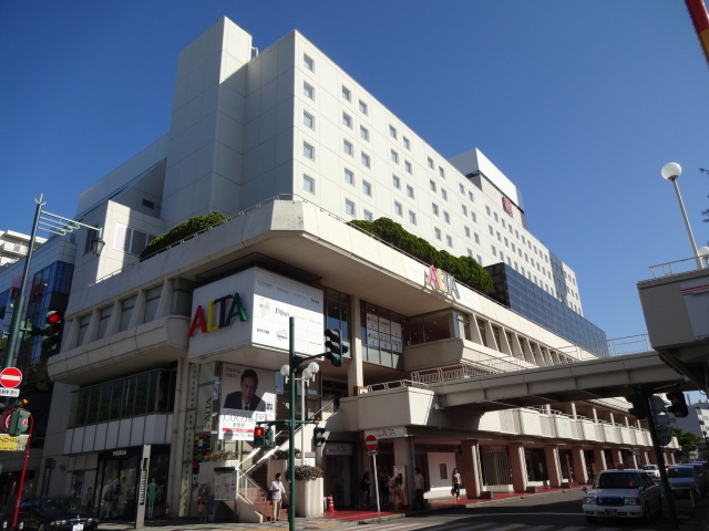 万代シルバーホテル