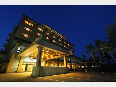 国際佐渡観光ホテル八幡館