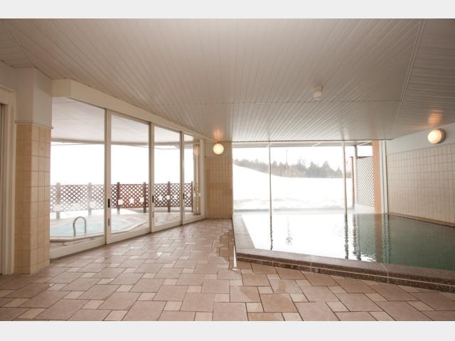 ホテル棟大浴場
