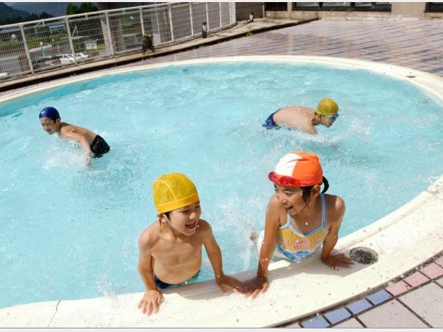 屋外プール ※夏期のみ