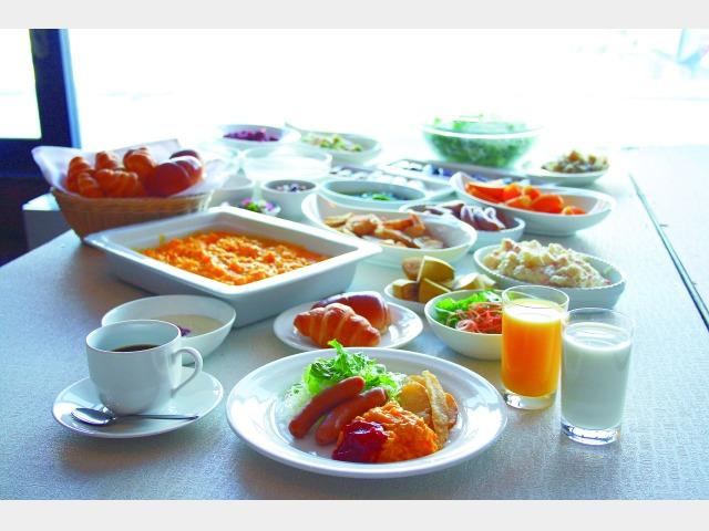 朝食和洋バイキングイメージ
