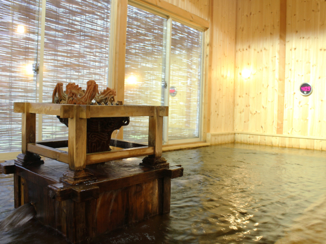 大浴場(コネクション館)