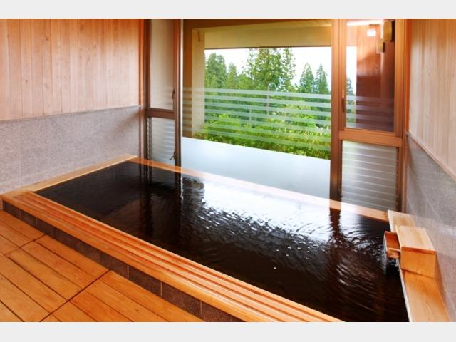 あてま温泉「檜の湯」(貸切家族風呂)