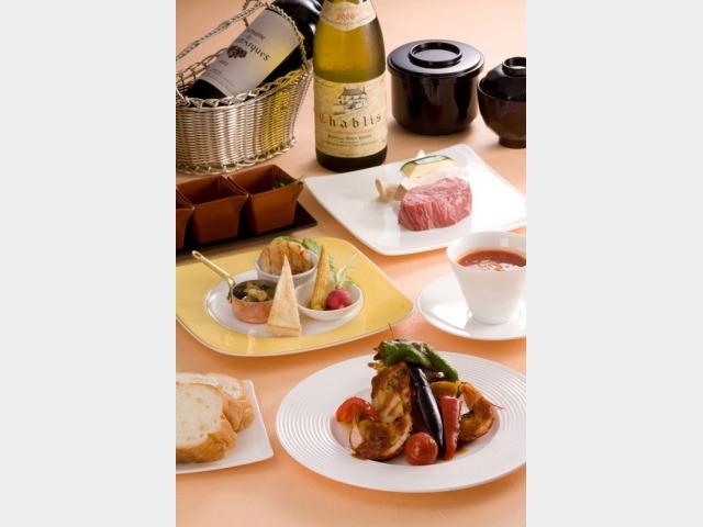 レストラン「アイリス」(洋食コース)イメージ