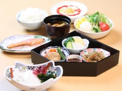 朝食(和定食イメージ)