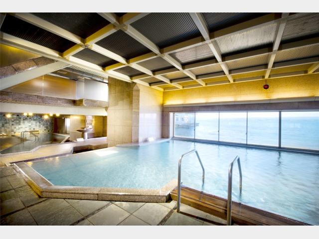 【男性大浴場】恵比寿の湯 大浴場