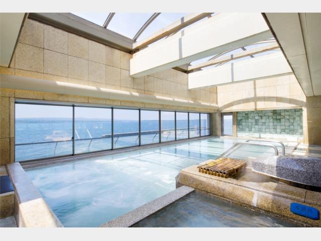 恵比寿の湯 野天風呂