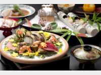 【新館】鳳凰極み懐石料理の一例