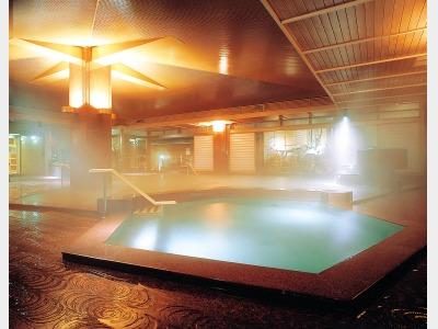 大浴場 九谷の湯処