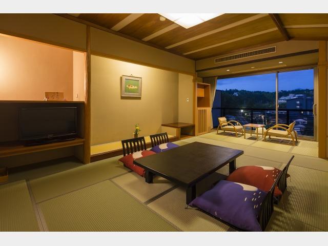 客室一例 白雲本館 標準客室