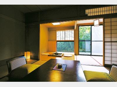 客室一例 和室