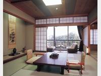 客室一例 清風御苑