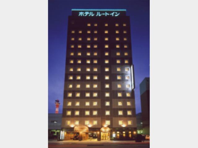 ホテルルートイン福井駅前