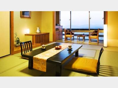 海望閣 和室一例
