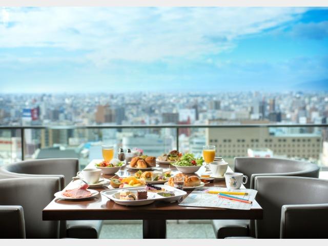 レストラン朝食 イメージ(オールデイダイニングパーゴラ)
