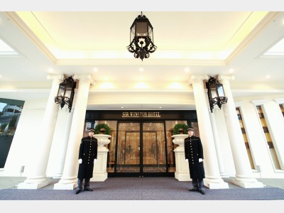 サーウィンストンホテル