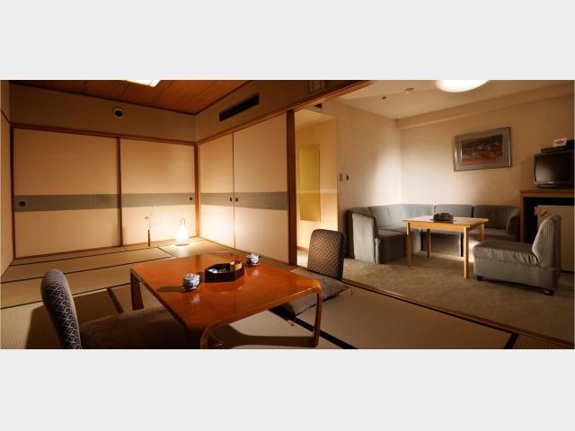 飛泉閣 和室一例