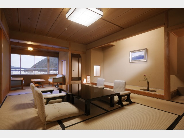 臨川閣 和室(一例)