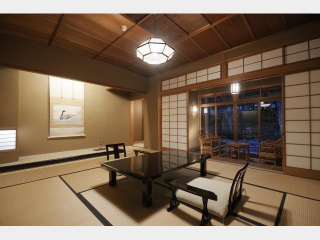 青嵐荘 和室(一例)