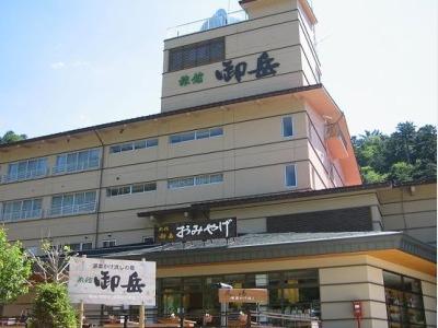 旅館御岳の外観