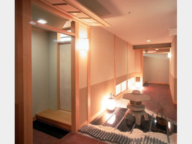喜多館2階華茶屋個室
