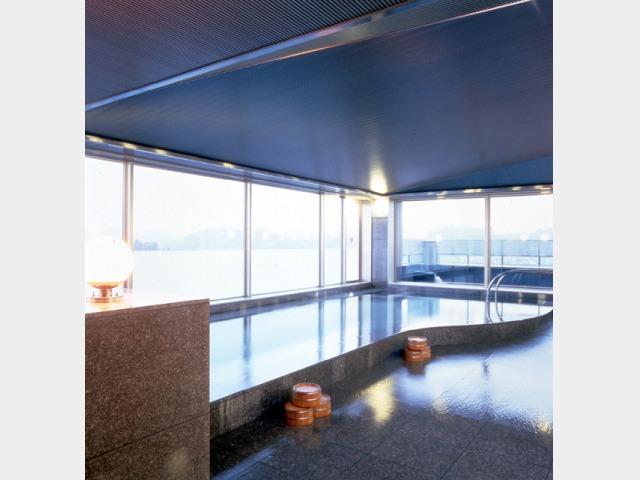 喜多館9階展望浴場