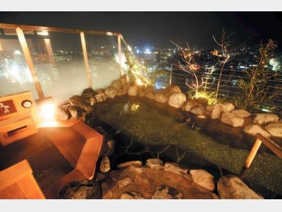 大浴場(展望風呂)