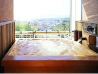 客室一例 客室付露天風呂 エグゼクティブ山野草