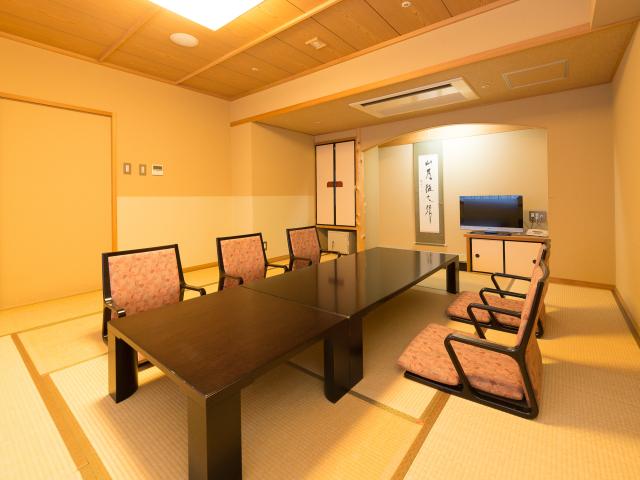 客室一例 里山 和洋室タイプ 和室