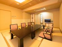 客室一例 エグゼクティブ里山 和洋室タイプ 和室